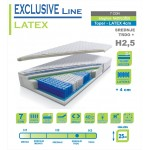 Vzmetnica Exclusive Line -Latex 80x200