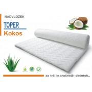 Nadvložek - toper - Kokos  - 80x200 cm