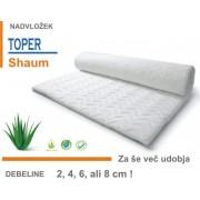 Nadvložek - toper - Shaum  - 100x200 cm