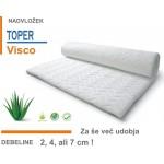 Nadvložek - toper - VISCO  - 80x200 cm